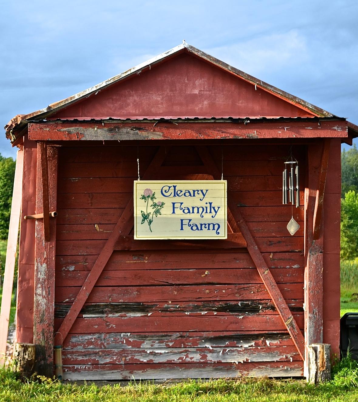cleary farm II