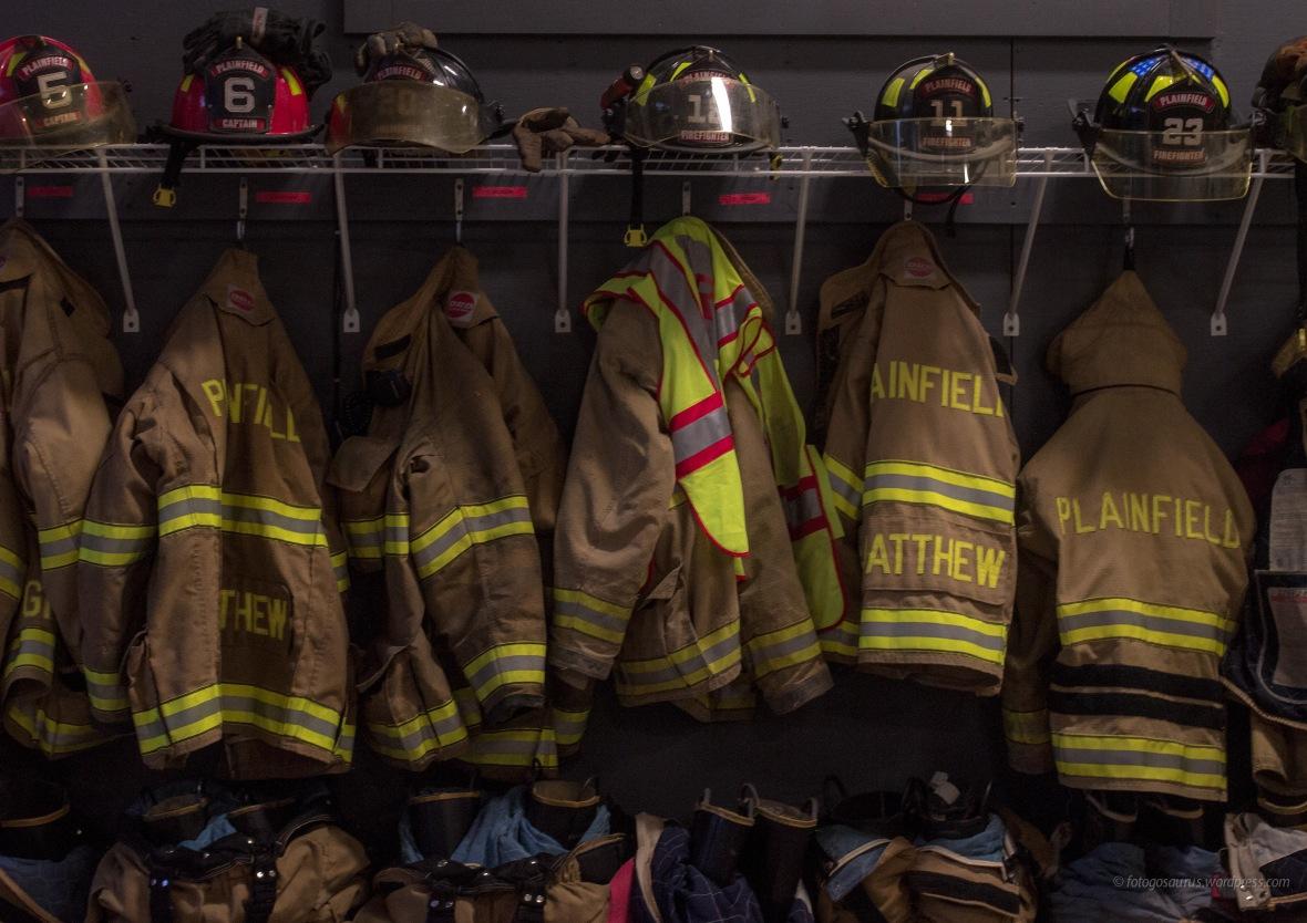 firehouse jackets helmets