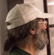 cu white hat beard