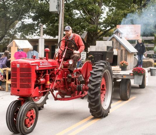 farmall tractor farnham