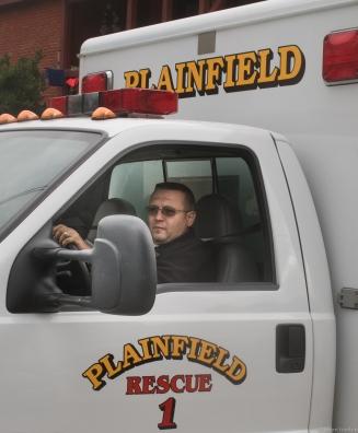 plainfield rescue driver