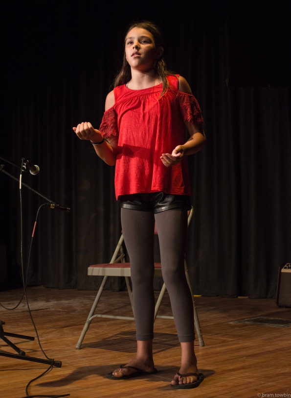 singing three