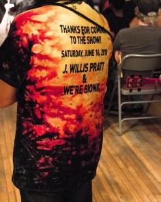 willis t shirt