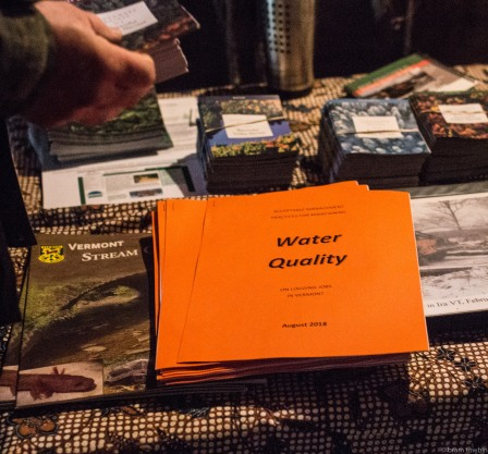 water quality materials