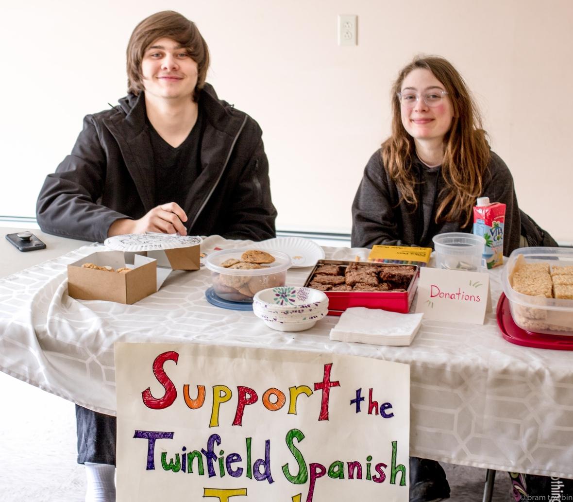 support spanish trip