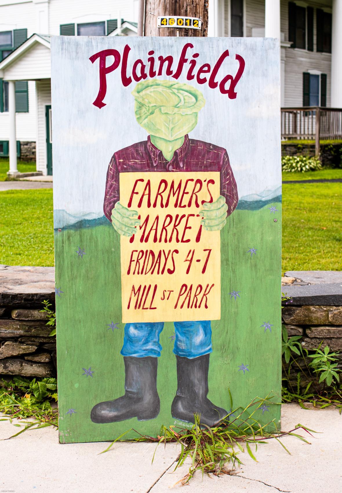 j sign farm market